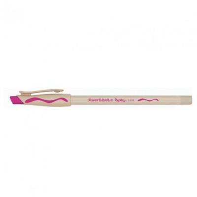 PENNA CANCELLABILE PAPERMATE REPLAY SFERA M ROSA