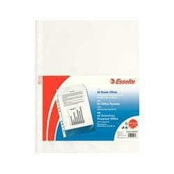 BUSTE FORATE 22X30cm ESSELTE OFFICE LUCIDE CF. 50PZ